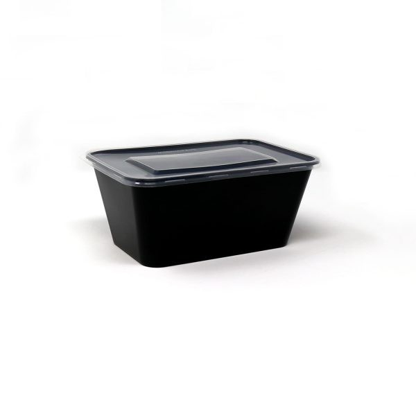 1000ml Rectangle Container