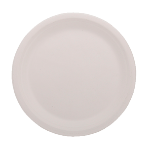 9 inch Bagasse Plate