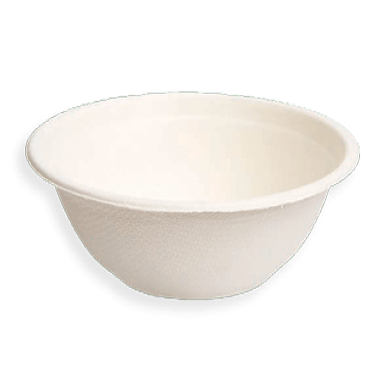 300ml Bagasse Bowl