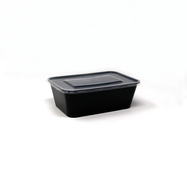 750ml Rectangle Container