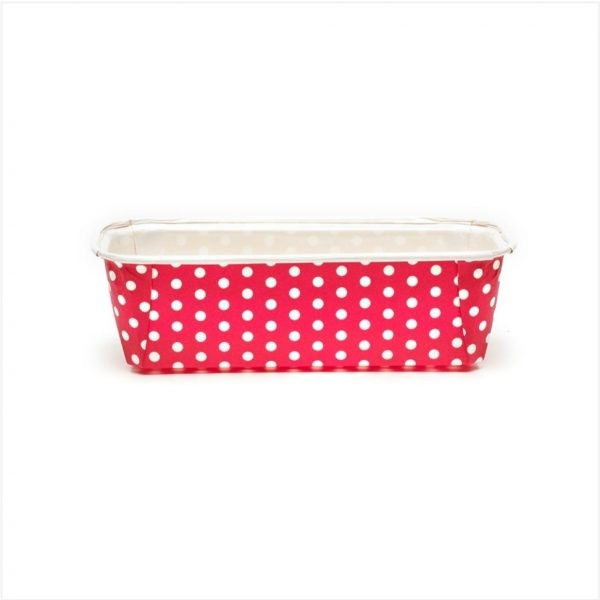 250 Grams Plum Cake Red Dotted