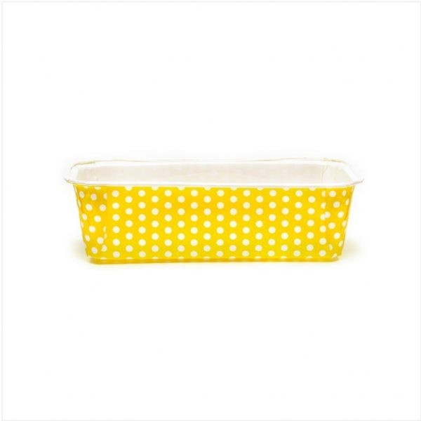 250 Grams Plum Cake Yellow Dotted