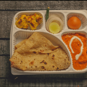 5 Compartment Meal Tray