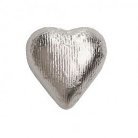 Silver Chocolate Wrapping Foil
