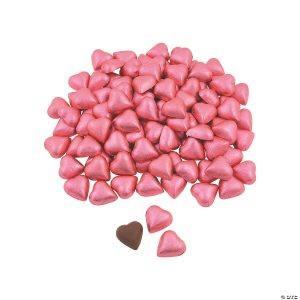 Pink Chocolate Wrapping Foil