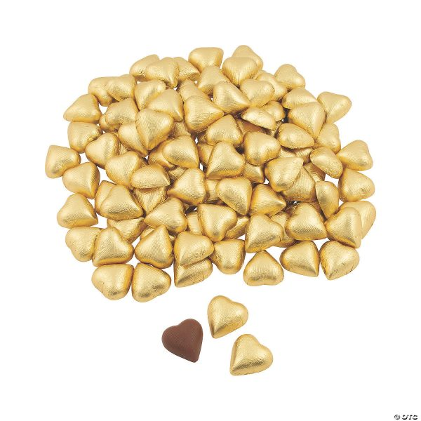 Gold Chocolate Wrapping Foil
